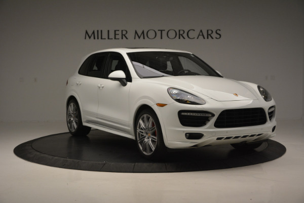 Used 2014 Porsche Cayenne GTS for sale Sold at Aston Martin of Greenwich in Greenwich CT 06830 11
