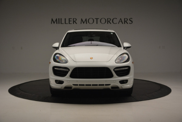 Used 2014 Porsche Cayenne GTS for sale Sold at Aston Martin of Greenwich in Greenwich CT 06830 12