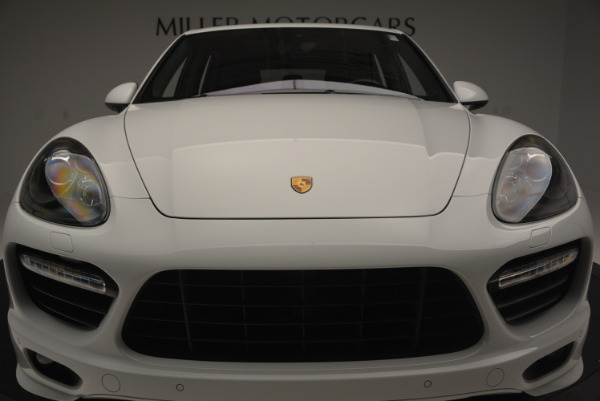 Used 2014 Porsche Cayenne GTS for sale Sold at Aston Martin of Greenwich in Greenwich CT 06830 13