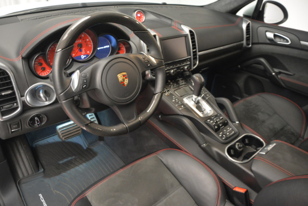 Used 2014 Porsche Cayenne GTS for sale Sold at Aston Martin of Greenwich in Greenwich CT 06830 15