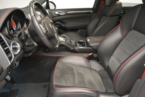 Used 2014 Porsche Cayenne GTS for sale Sold at Aston Martin of Greenwich in Greenwich CT 06830 16