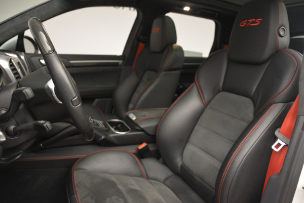 Used 2014 Porsche Cayenne GTS for sale Sold at Aston Martin of Greenwich in Greenwich CT 06830 17