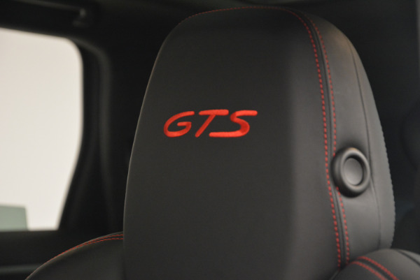 Used 2014 Porsche Cayenne GTS for sale Sold at Aston Martin of Greenwich in Greenwich CT 06830 18