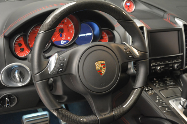 Used 2014 Porsche Cayenne GTS for sale Sold at Aston Martin of Greenwich in Greenwich CT 06830 19