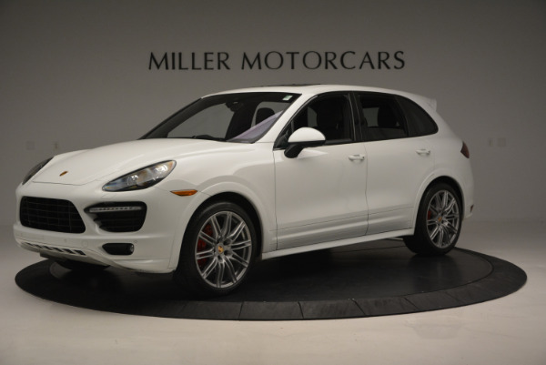 Used 2014 Porsche Cayenne GTS for sale Sold at Aston Martin of Greenwich in Greenwich CT 06830 2
