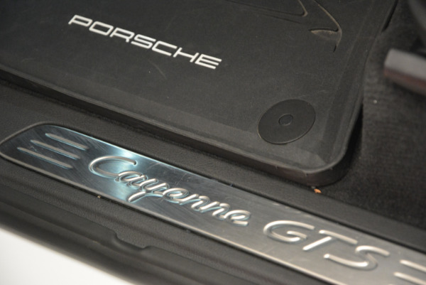 Used 2014 Porsche Cayenne GTS for sale Sold at Aston Martin of Greenwich in Greenwich CT 06830 21