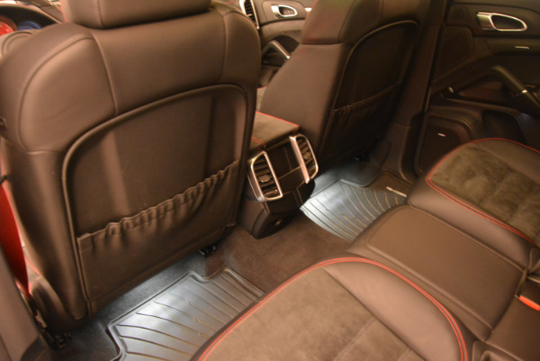 Used 2014 Porsche Cayenne GTS for sale Sold at Aston Martin of Greenwich in Greenwich CT 06830 22