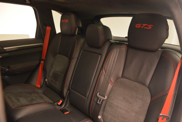 Used 2014 Porsche Cayenne GTS for sale Sold at Aston Martin of Greenwich in Greenwich CT 06830 24