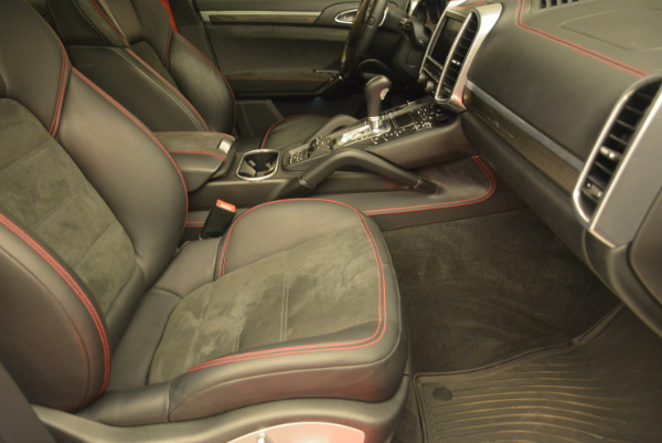 Used 2014 Porsche Cayenne GTS for sale Sold at Aston Martin of Greenwich in Greenwich CT 06830 26