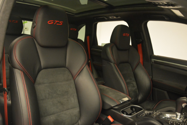 Used 2014 Porsche Cayenne GTS for sale Sold at Aston Martin of Greenwich in Greenwich CT 06830 27