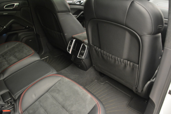 Used 2014 Porsche Cayenne GTS for sale Sold at Aston Martin of Greenwich in Greenwich CT 06830 28