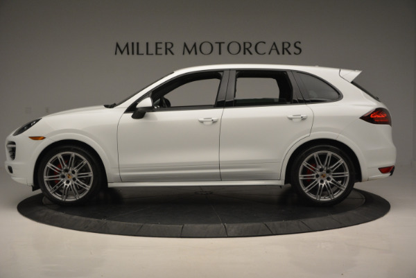 Used 2014 Porsche Cayenne GTS for sale Sold at Aston Martin of Greenwich in Greenwich CT 06830 3