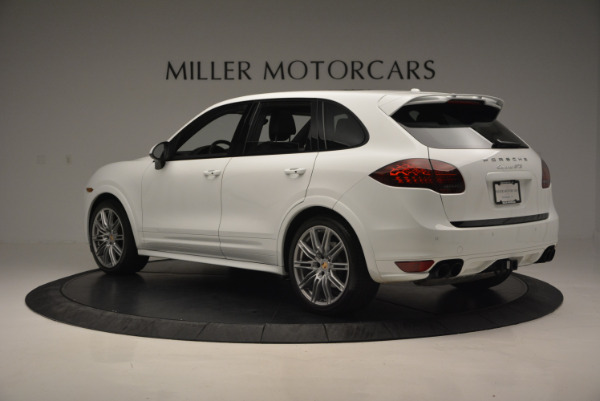 Used 2014 Porsche Cayenne GTS for sale Sold at Aston Martin of Greenwich in Greenwich CT 06830 4