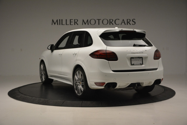 Used 2014 Porsche Cayenne GTS for sale Sold at Aston Martin of Greenwich in Greenwich CT 06830 5