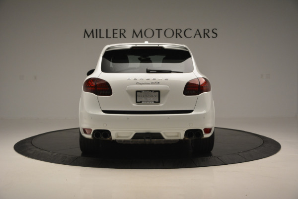 Used 2014 Porsche Cayenne GTS for sale Sold at Aston Martin of Greenwich in Greenwich CT 06830 6