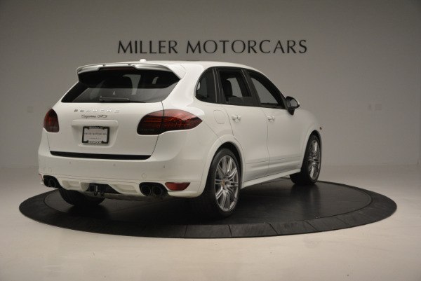Used 2014 Porsche Cayenne GTS for sale Sold at Aston Martin of Greenwich in Greenwich CT 06830 7
