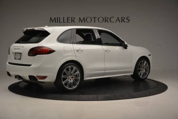 Used 2014 Porsche Cayenne GTS for sale Sold at Aston Martin of Greenwich in Greenwich CT 06830 8