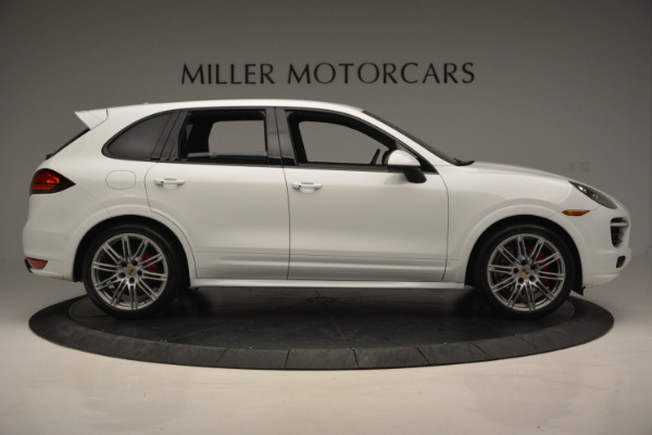 Used 2014 Porsche Cayenne GTS for sale Sold at Aston Martin of Greenwich in Greenwich CT 06830 9