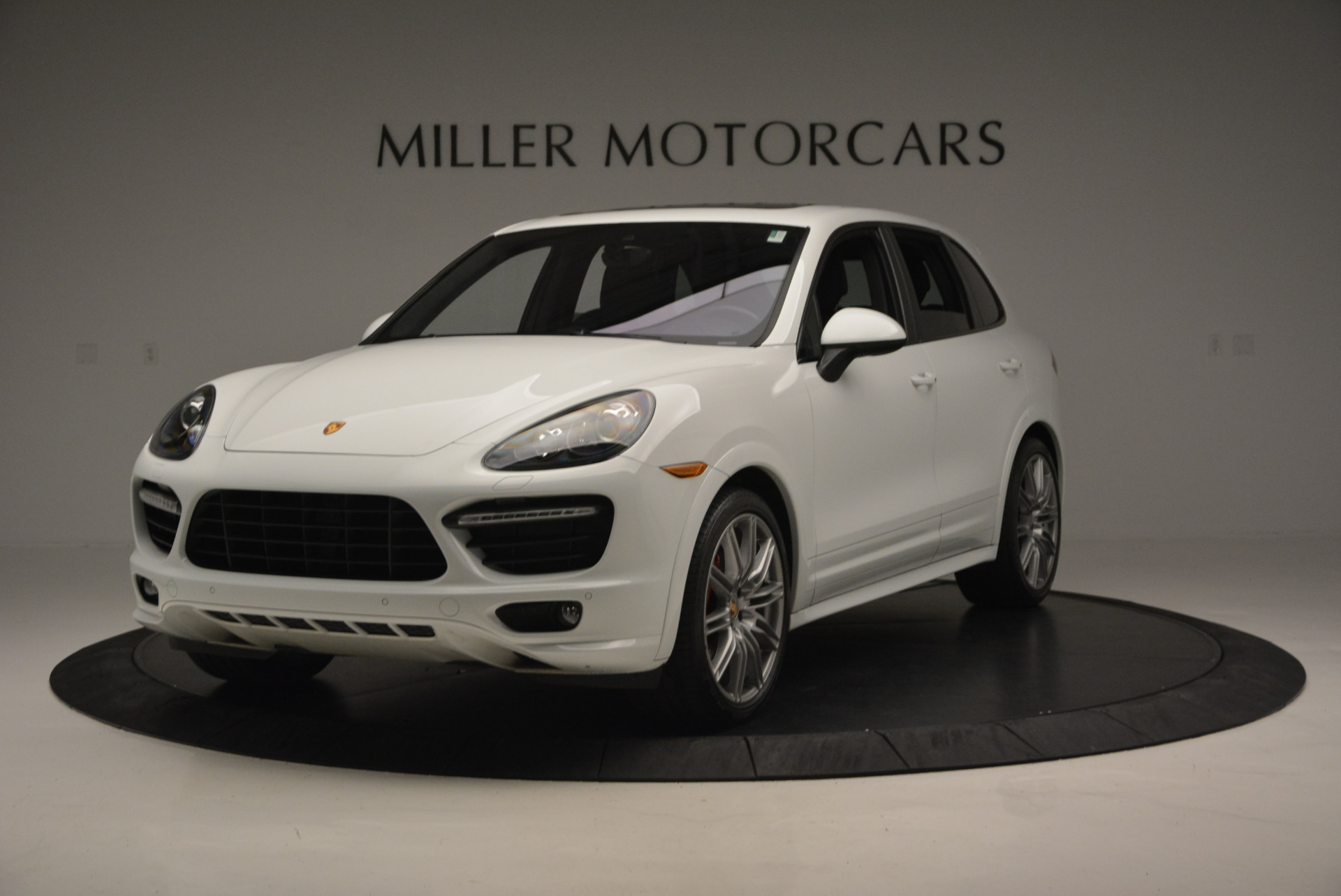 Used 2014 Porsche Cayenne GTS for sale Sold at Aston Martin of Greenwich in Greenwich CT 06830 1