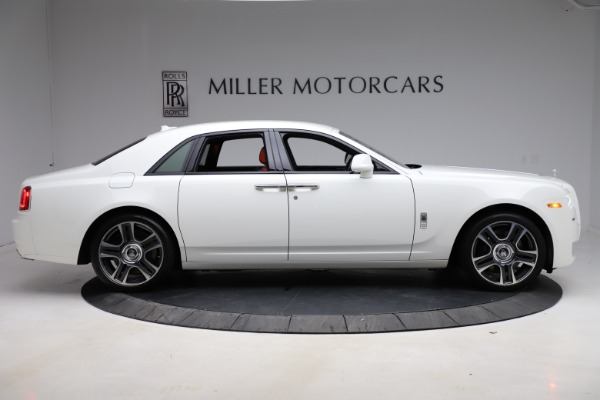 Used 2017 Rolls-Royce Ghost for sale $209,900 at Aston Martin of Greenwich in Greenwich CT 06830 10