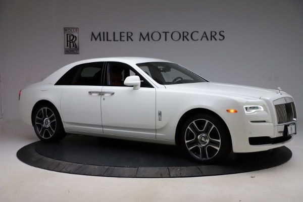 Used 2017 Rolls-Royce Ghost for sale $209,900 at Aston Martin of Greenwich in Greenwich CT 06830 11