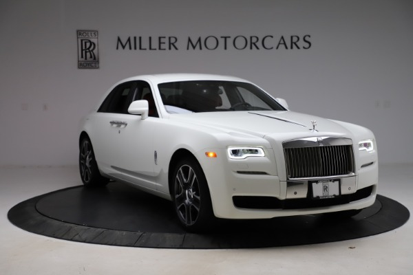 Used 2017 Rolls-Royce Ghost for sale $209,900 at Aston Martin of Greenwich in Greenwich CT 06830 12