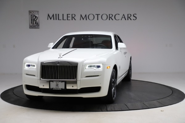 Used 2017 Rolls-Royce Ghost for sale $209,900 at Aston Martin of Greenwich in Greenwich CT 06830 2