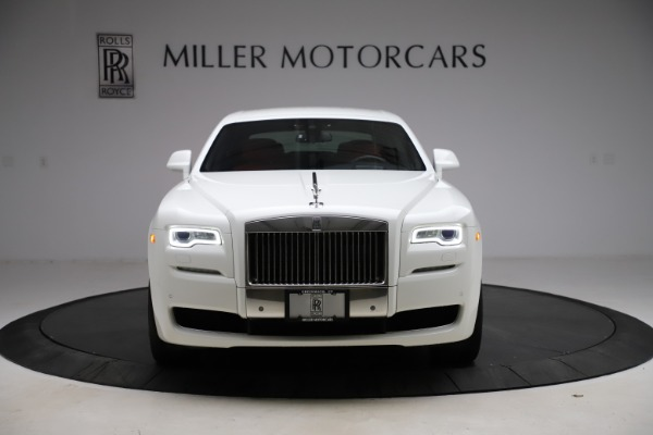 Used 2017 Rolls-Royce Ghost for sale $209,900 at Aston Martin of Greenwich in Greenwich CT 06830 3