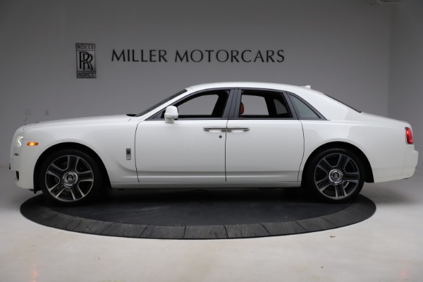 Used 2017 Rolls-Royce Ghost for sale $209,900 at Aston Martin of Greenwich in Greenwich CT 06830 4