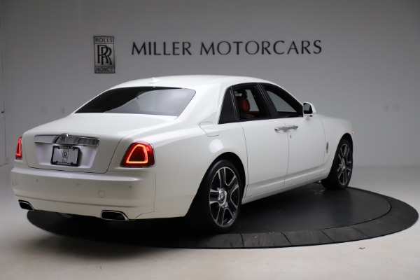 Used 2017 Rolls-Royce Ghost for sale $209,900 at Aston Martin of Greenwich in Greenwich CT 06830 9