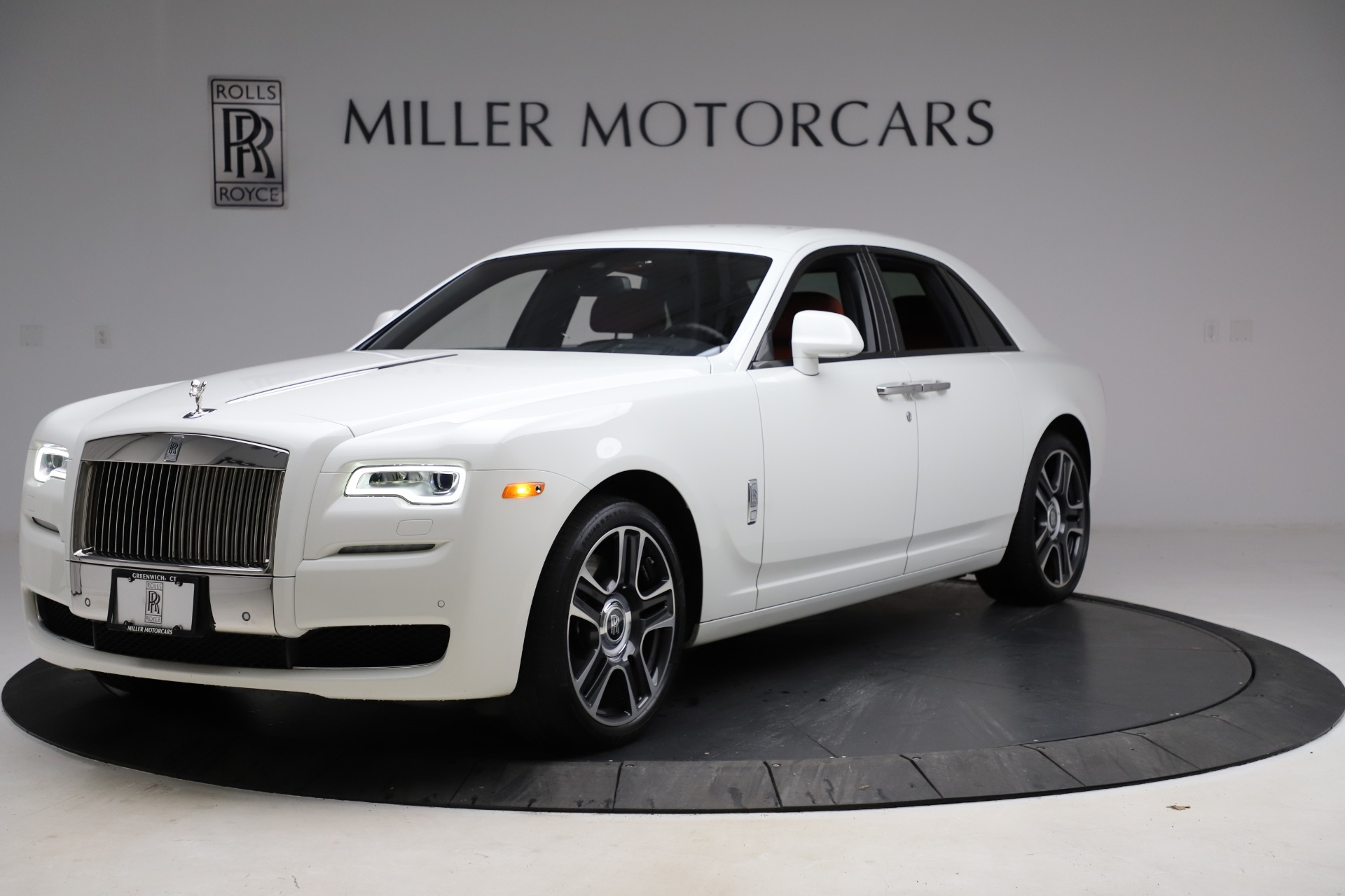 New 2017 Rolls-Royce Ghost for sale Sold at Aston Martin of Greenwich in Greenwich CT 06830 1