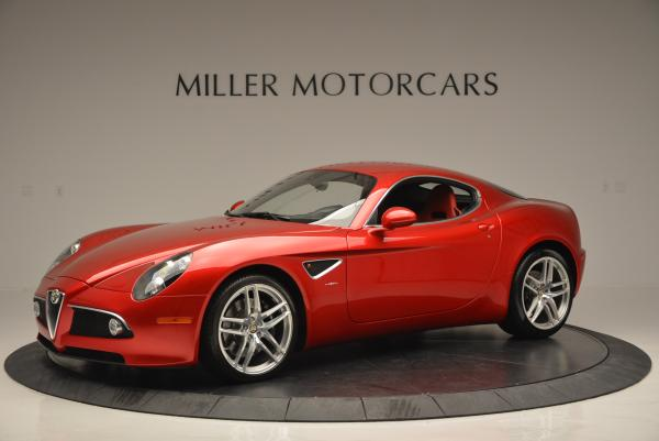 Used 2008 Alfa Romeo 8C for sale Sold at Aston Martin of Greenwich in Greenwich CT 06830 2