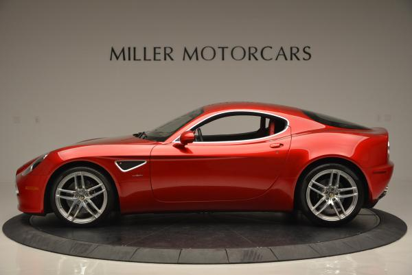 Used 2008 Alfa Romeo 8C for sale Sold at Aston Martin of Greenwich in Greenwich CT 06830 3