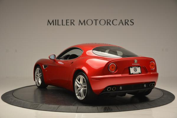 Used 2008 Alfa Romeo 8C for sale Sold at Aston Martin of Greenwich in Greenwich CT 06830 5