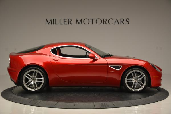 Used 2008 Alfa Romeo 8C for sale Sold at Aston Martin of Greenwich in Greenwich CT 06830 9