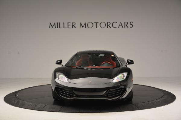 Used 2012 McLaren MP4-12C Coupe for sale Sold at Aston Martin of Greenwich in Greenwich CT 06830 12