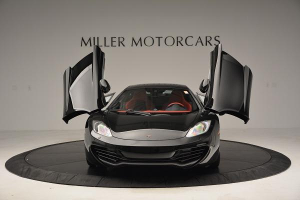 Used 2012 McLaren MP4-12C Coupe for sale Sold at Aston Martin of Greenwich in Greenwich CT 06830 13