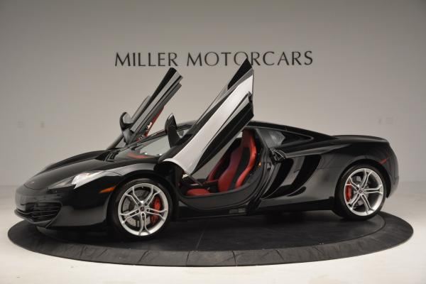 Used 2012 McLaren MP4-12C Coupe for sale Sold at Aston Martin of Greenwich in Greenwich CT 06830 14