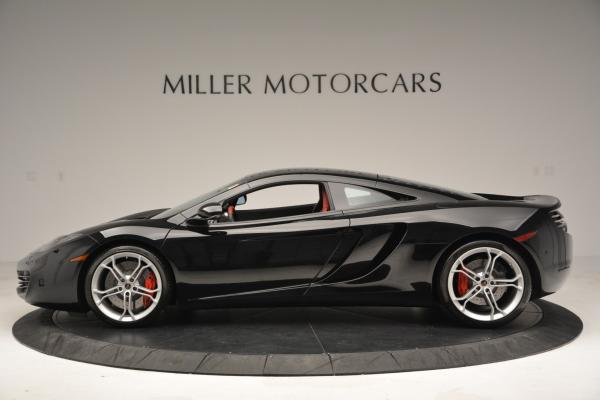 Used 2012 McLaren MP4-12C Coupe for sale Sold at Aston Martin of Greenwich in Greenwich CT 06830 3