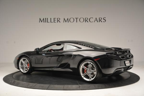 Used 2012 McLaren MP4-12C Coupe for sale Sold at Aston Martin of Greenwich in Greenwich CT 06830 4