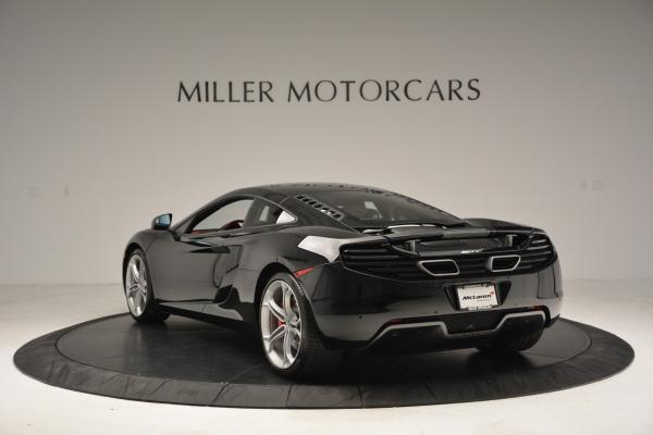 Used 2012 McLaren MP4-12C Coupe for sale Sold at Aston Martin of Greenwich in Greenwich CT 06830 5