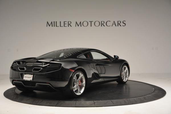 Used 2012 McLaren MP4-12C Coupe for sale Sold at Aston Martin of Greenwich in Greenwich CT 06830 7