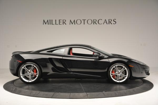 Used 2012 McLaren MP4-12C Coupe for sale Sold at Aston Martin of Greenwich in Greenwich CT 06830 9