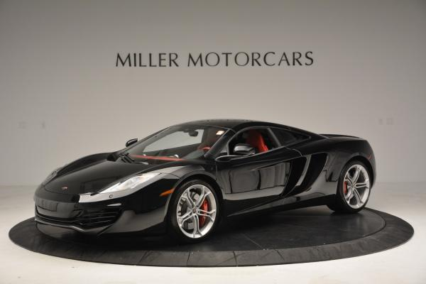 Used 2012 McLaren MP4-12C Coupe for sale Sold at Aston Martin of Greenwich in Greenwich CT 06830 1