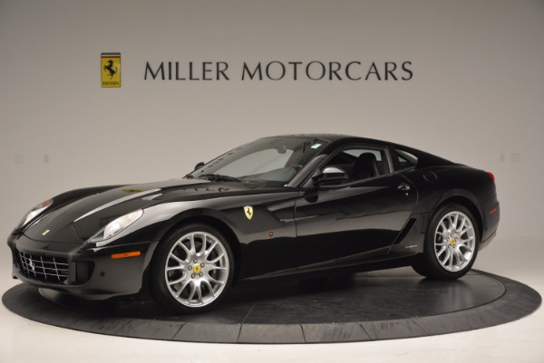Used 2008 Ferrari 599 GTB Fiorano for sale Sold at Aston Martin of Greenwich in Greenwich CT 06830 2