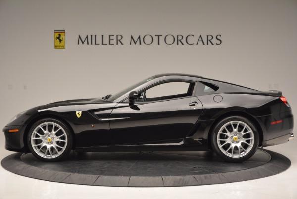 Used 2008 Ferrari 599 GTB Fiorano for sale Sold at Aston Martin of Greenwich in Greenwich CT 06830 3