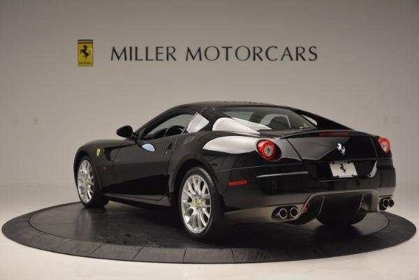 Used 2008 Ferrari 599 GTB Fiorano for sale Sold at Aston Martin of Greenwich in Greenwich CT 06830 5