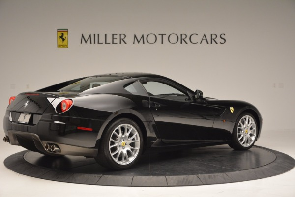 Used 2008 Ferrari 599 GTB Fiorano for sale Sold at Aston Martin of Greenwich in Greenwich CT 06830 8