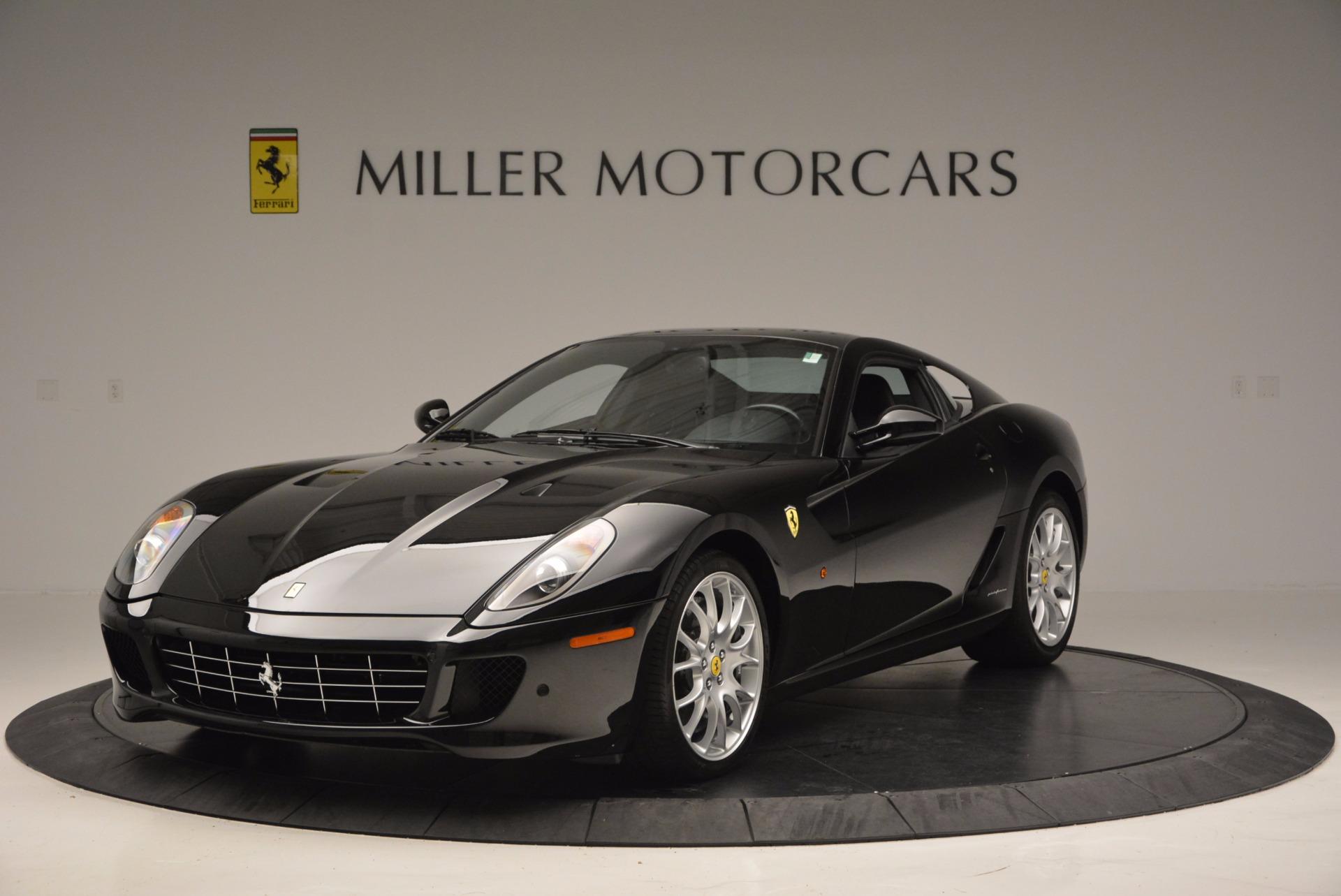 Used 2008 Ferrari 599 GTB Fiorano for sale Sold at Aston Martin of Greenwich in Greenwich CT 06830 1