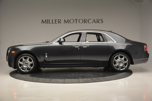 Used 2013 Rolls-Royce Ghost for sale Sold at Aston Martin of Greenwich in Greenwich CT 06830 4